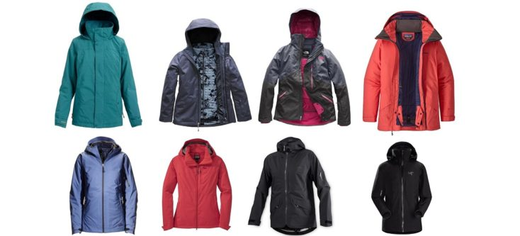 The Best Women's Snow Jackets