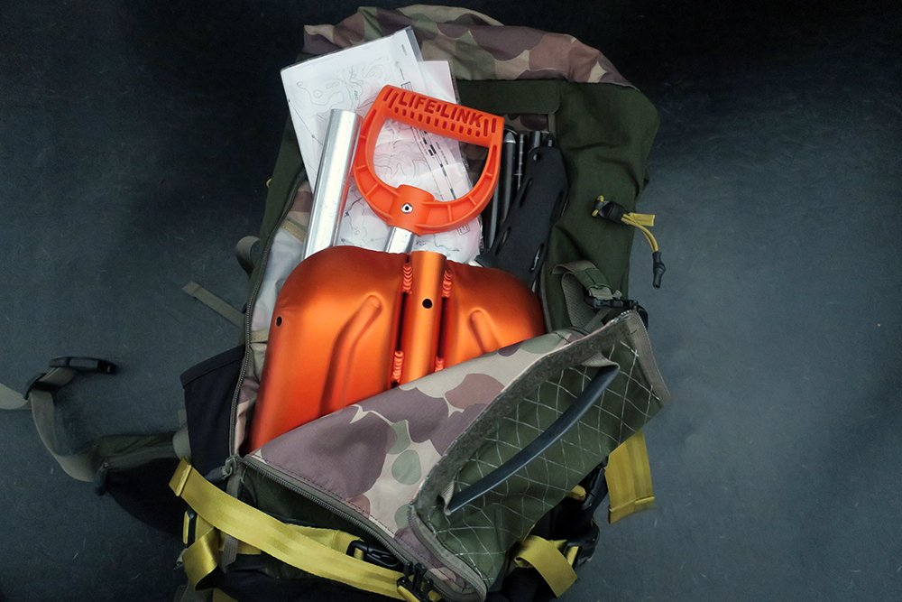 Burton AK Splitboard Backpack Touring 31L