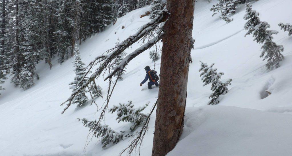 Burton Danner X Snowboard Boot in Powder Snow
