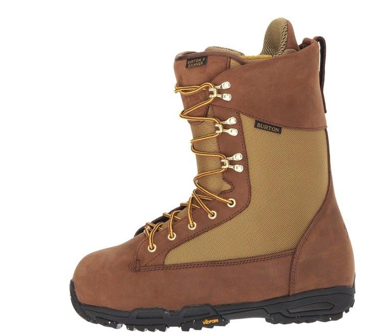 Burton x Danner Boot Review