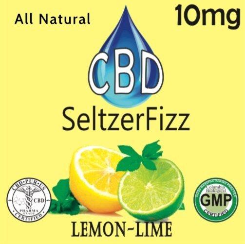 CBD Seltzer Fizz