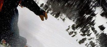 Olive Numbchuck Backwoods Directional Splitboard Review