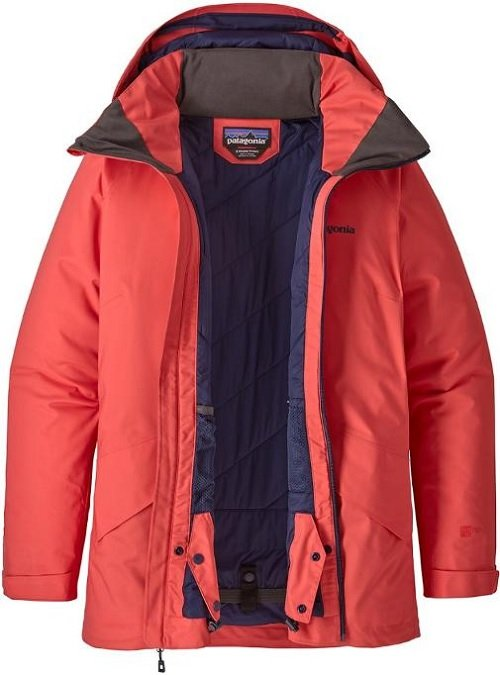Womens Patagonia Insulated Snowbelle Jacket