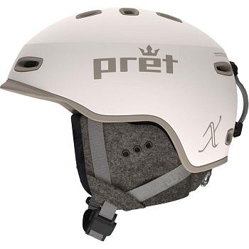 Womens Snowboard Helmet Off White