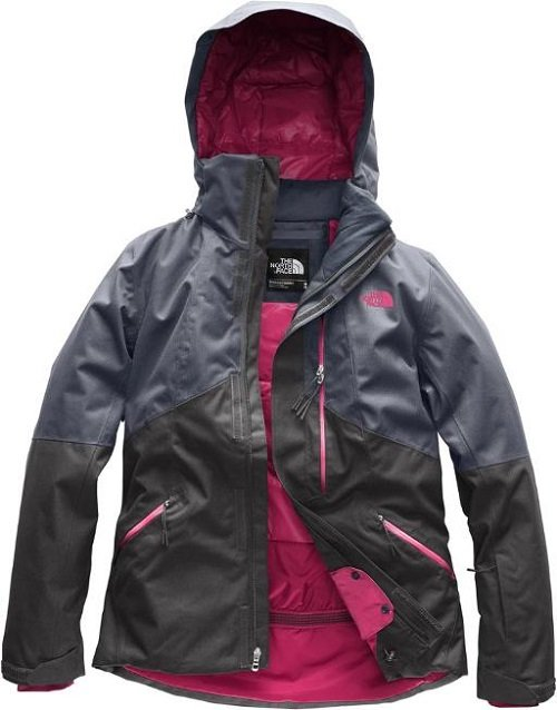 Womens The North Face Gatekeeper Insulated Jacket
