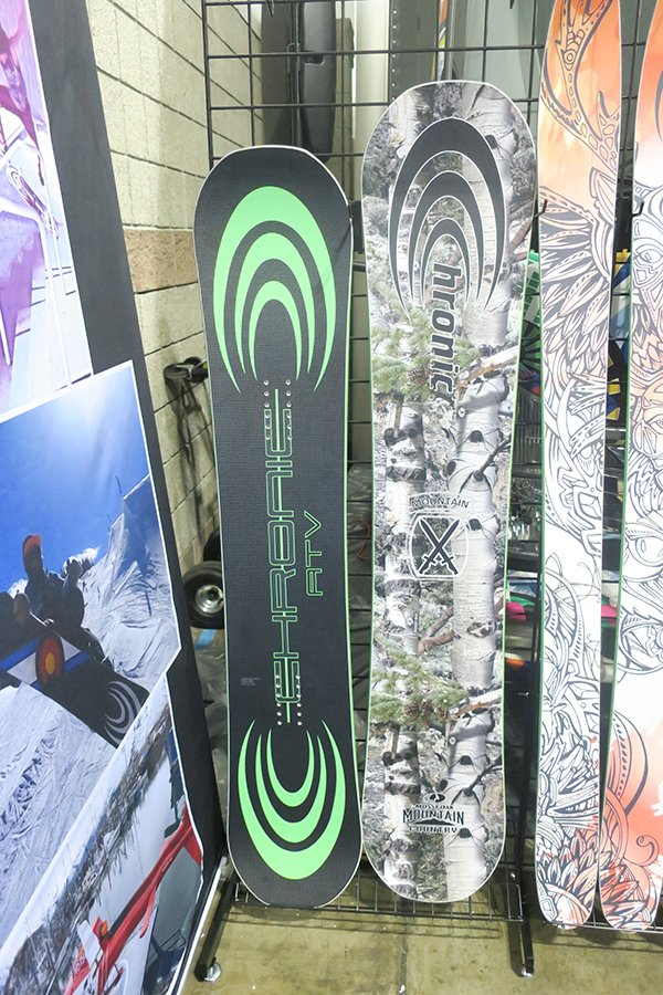 Chronic Snowboards