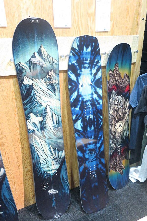 Jones Snowboard 2019