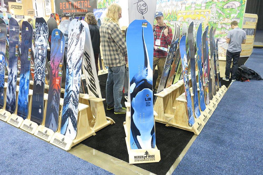 Lib Tech Snowboard 2019 Orca