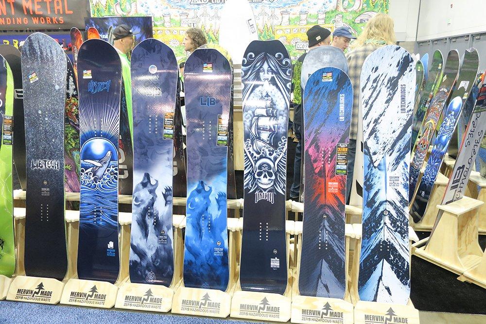 Lib Tech Snowboard 2019