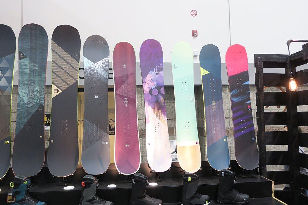 Nidecker 2019 Snowboards