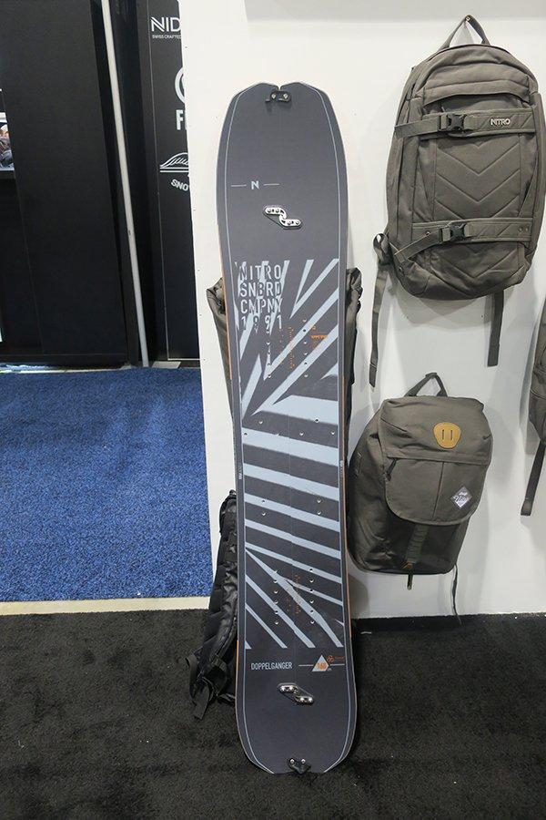 Nitro Snowboard 2019