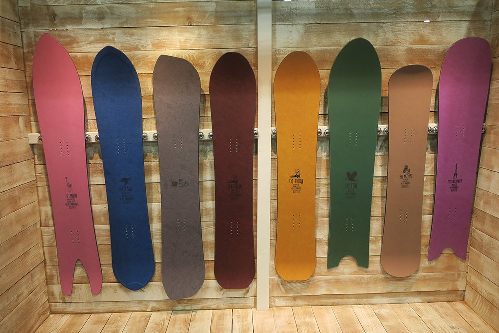 2019 Snowboards Outdoor Retailer First Look - Mountain Weekly News