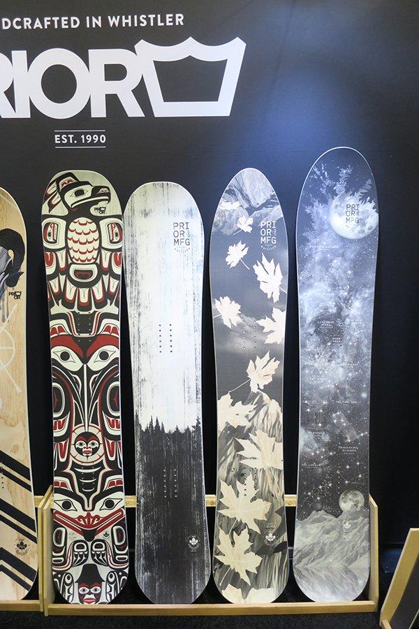 Prior 2019 Snowboard