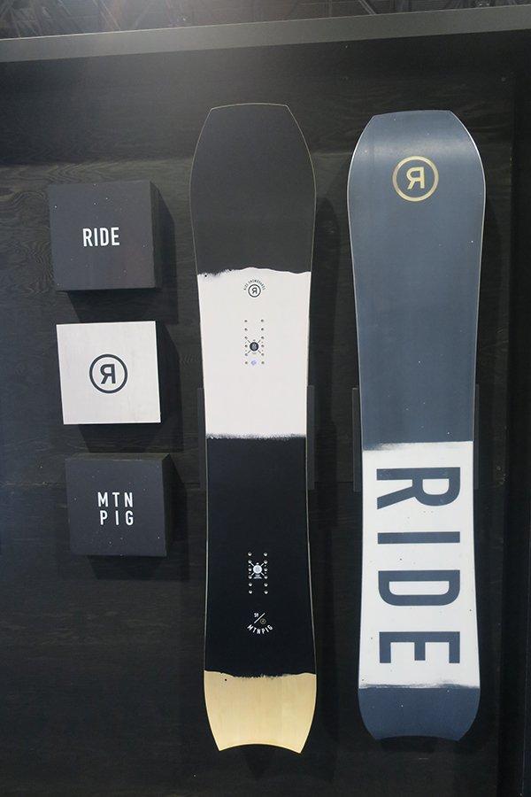 Ride Snowboard 2019