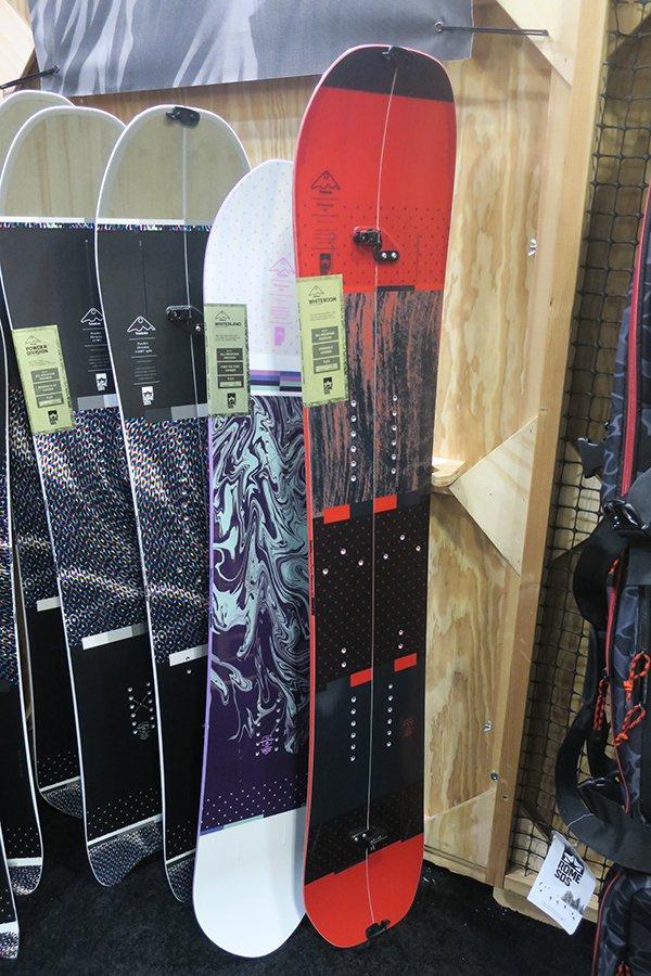 Rome 2019 Snowboard