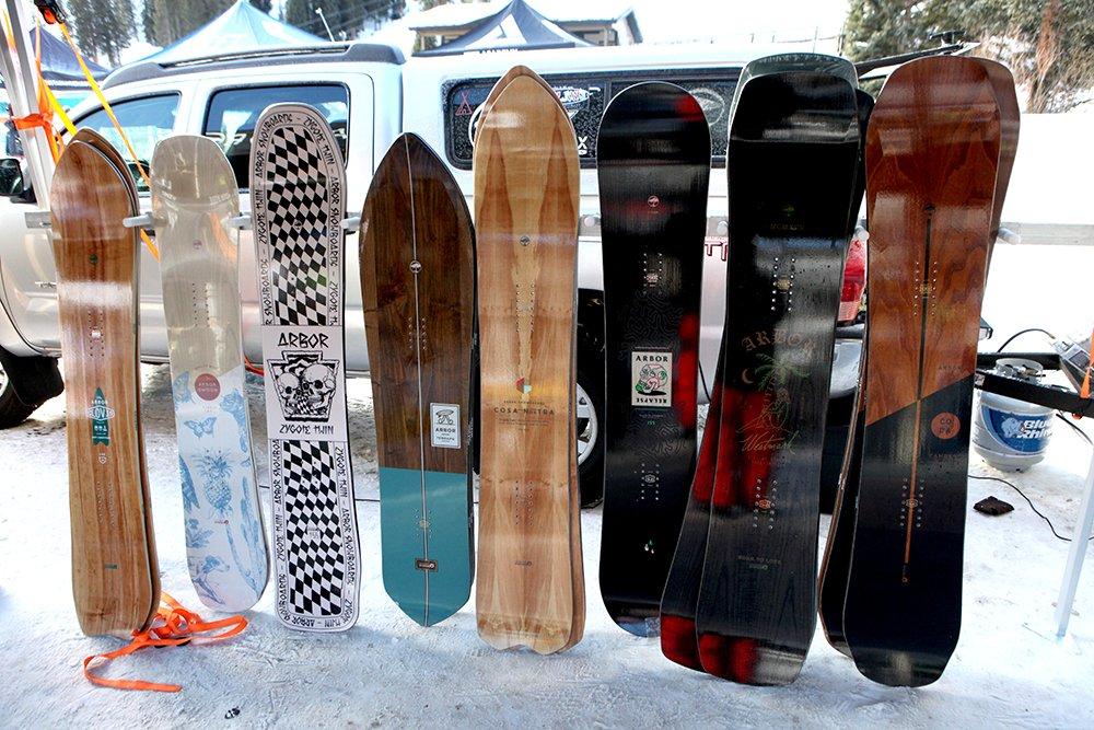 2019 Arbor Snowboard
