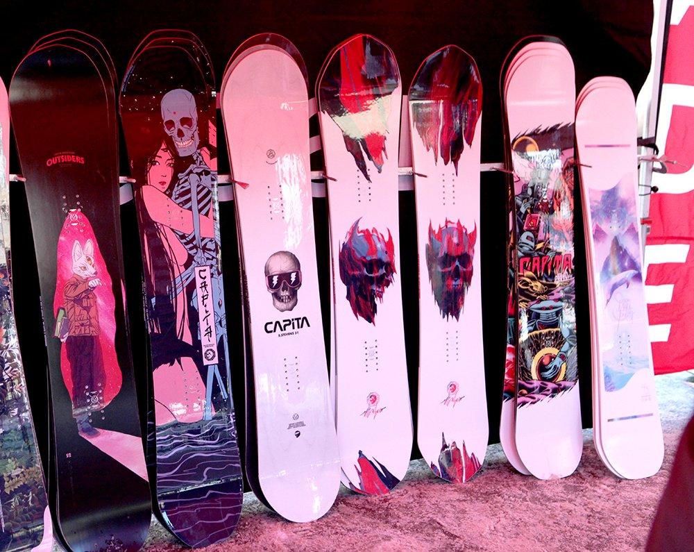2019 Capita Snowboards