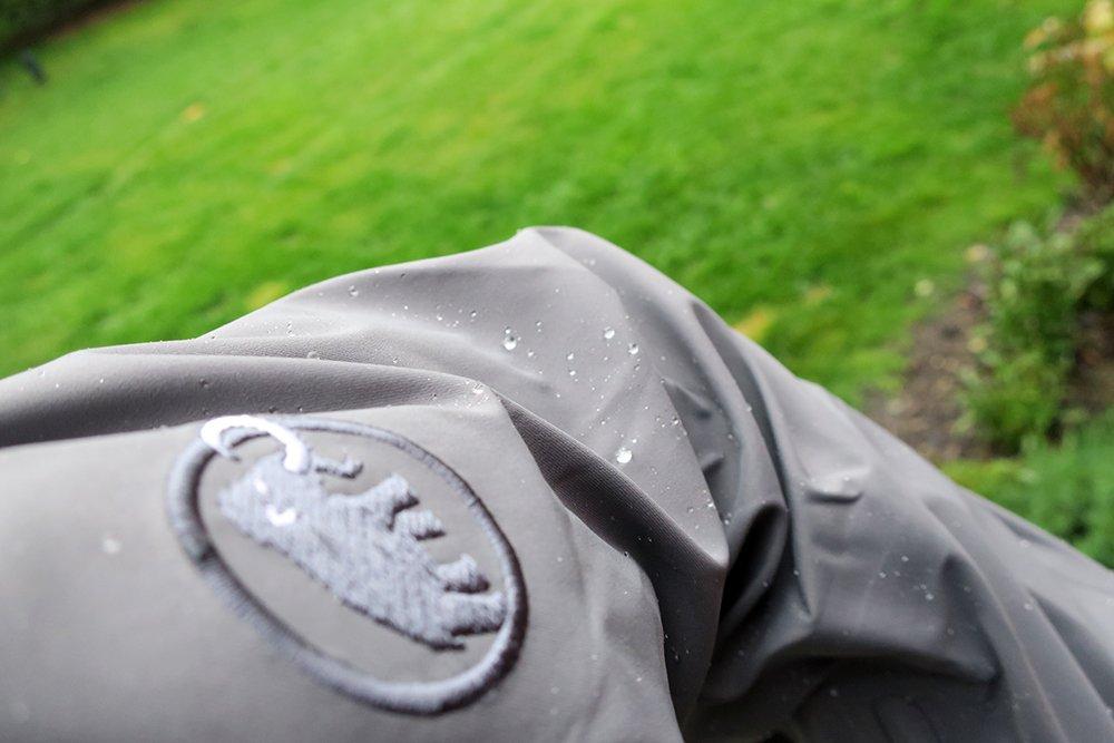Mammut Stoney HS Jacket Review