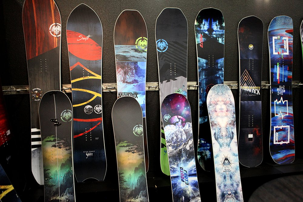2019 Never Summer Snowboards