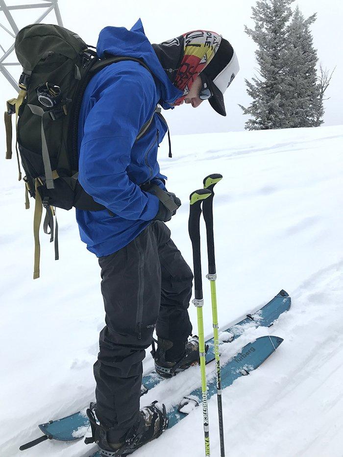 Patagonia Jacket Flexibility