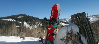 Weston Range Splitboard Review