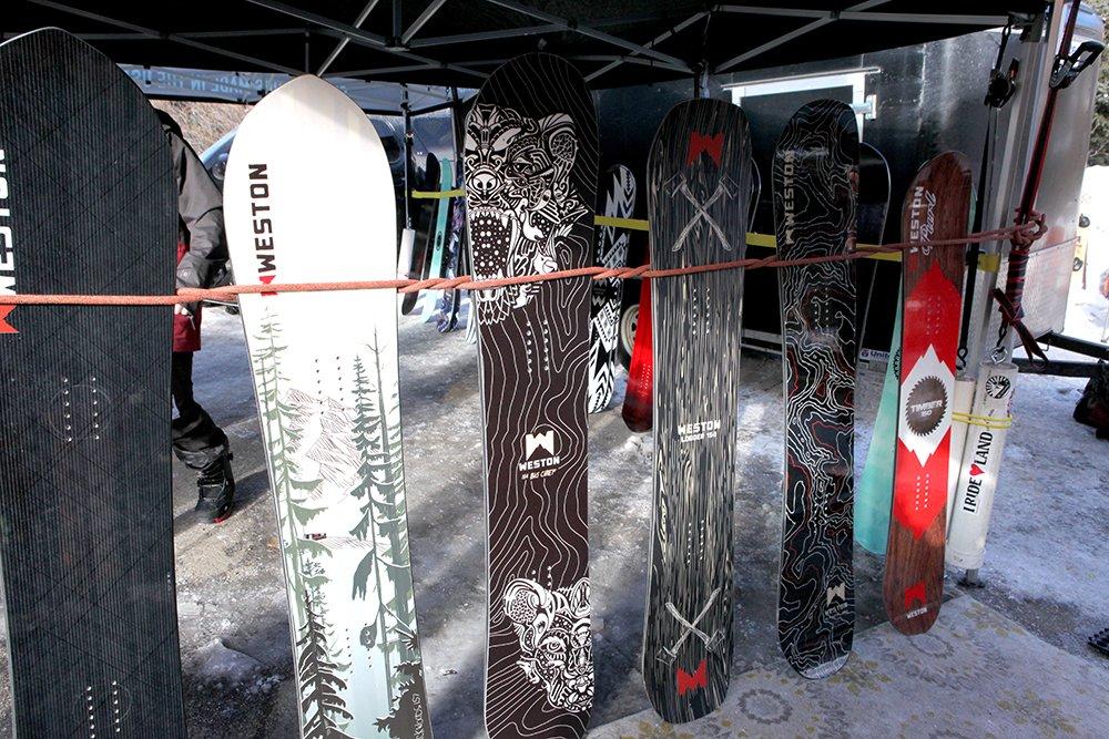 2019 Weston Snowboards
