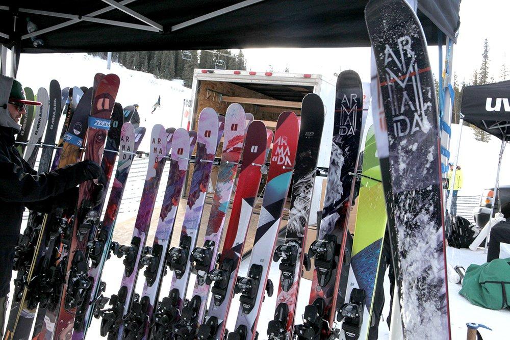 2019 Armada Skis