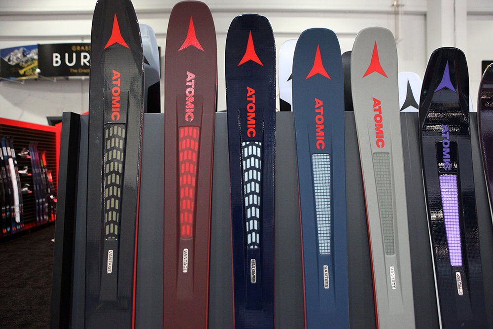 2019 Atomic Vantage Skis