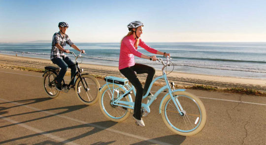 Want to Try Riding an Electric Bike?  Here's 5 Ways to Get Started