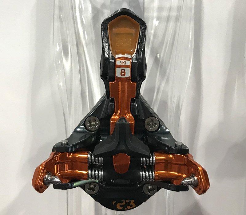 G3 Ion 12 Binding Ski Toe Stopper