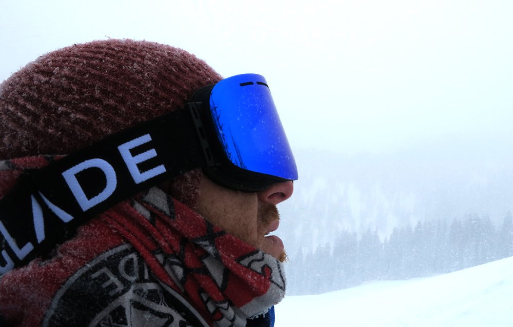 Glade Challenger Goggle Wide Field of View