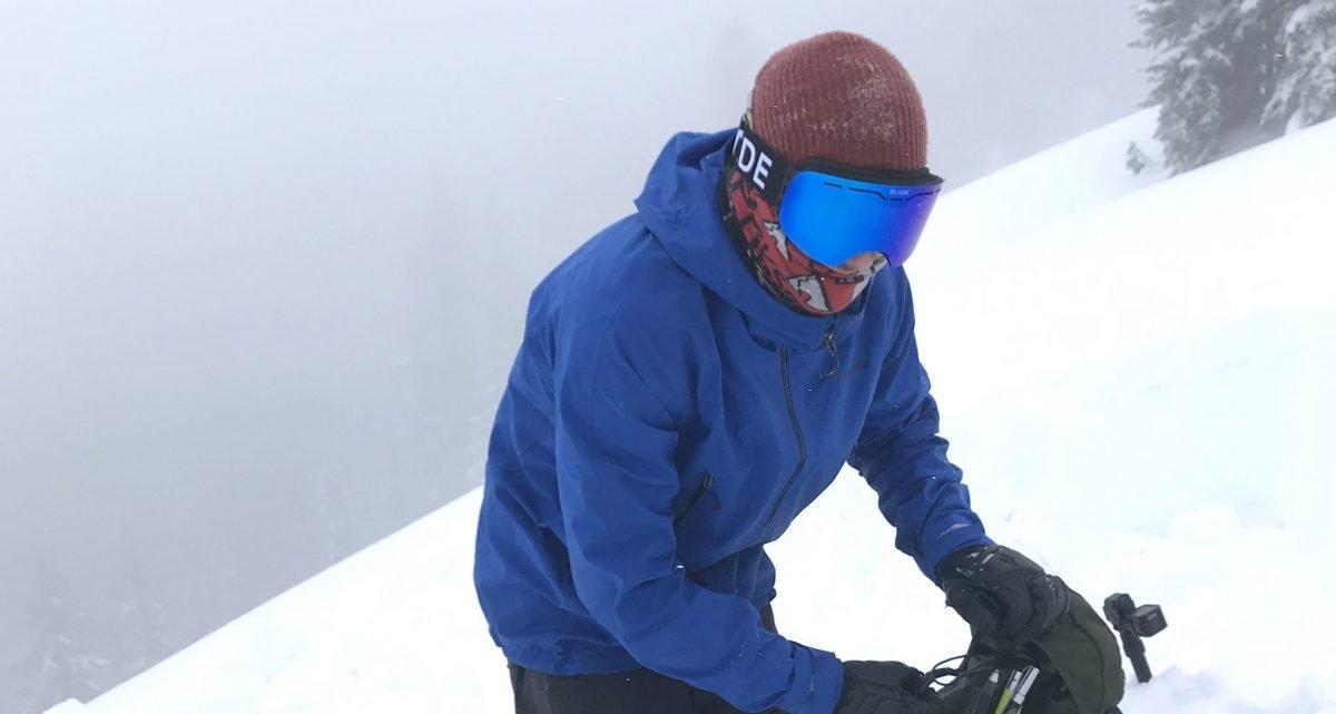 Glade Optics Challenger Goggle Ski