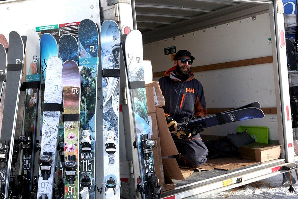 2019 Icelantic Skis