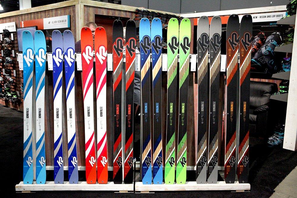 2019 K2 Touring Skis