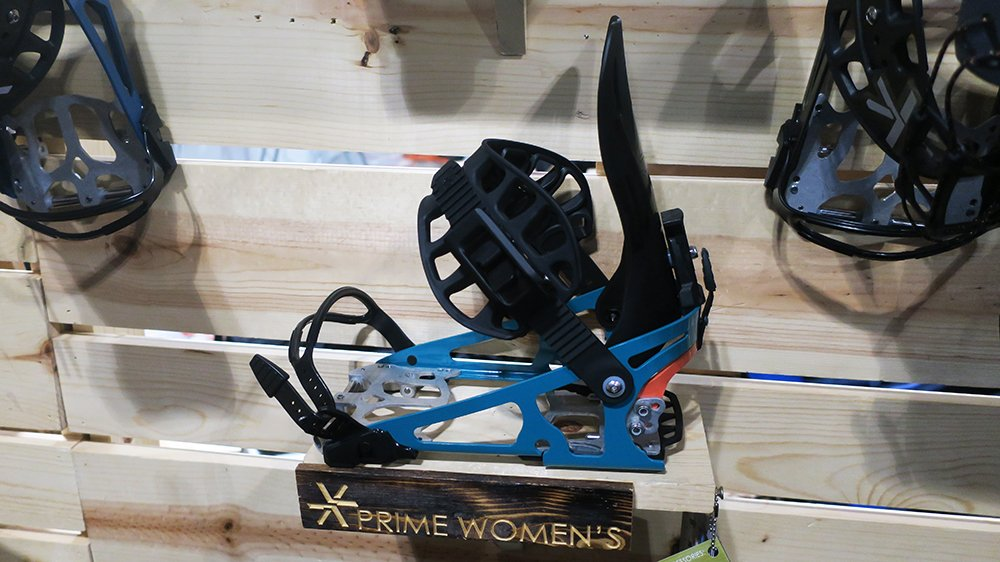 Karakoram Prime Womens Splitboard Bindings