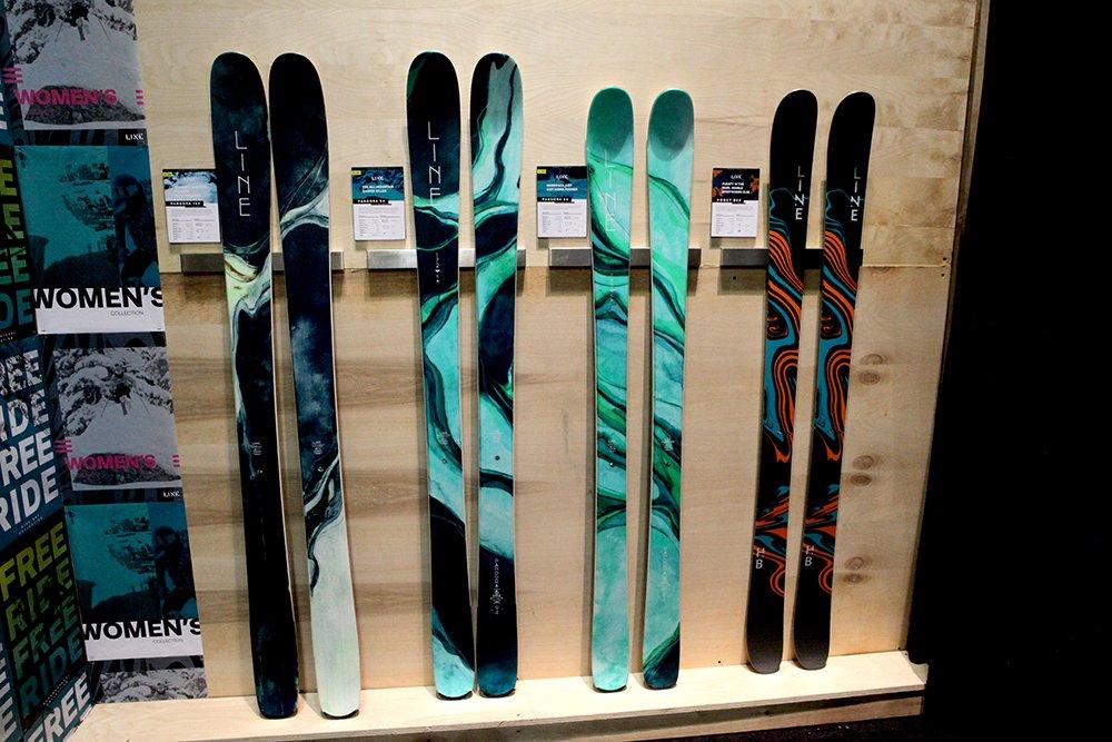 2019 LINE Pandora Skis