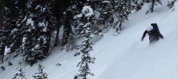 POC Auric Cut Backcountry SPIN Snow Helmet