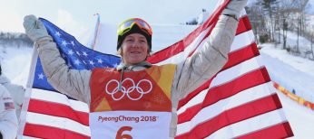 United States Snowboarders Sweep Olympic Snowboard Gold Medals