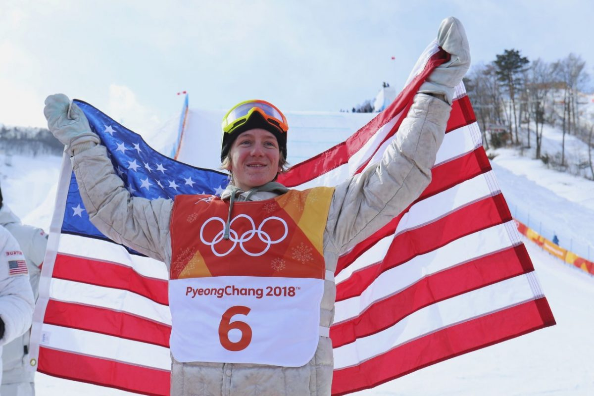 Red Gerard Olympics