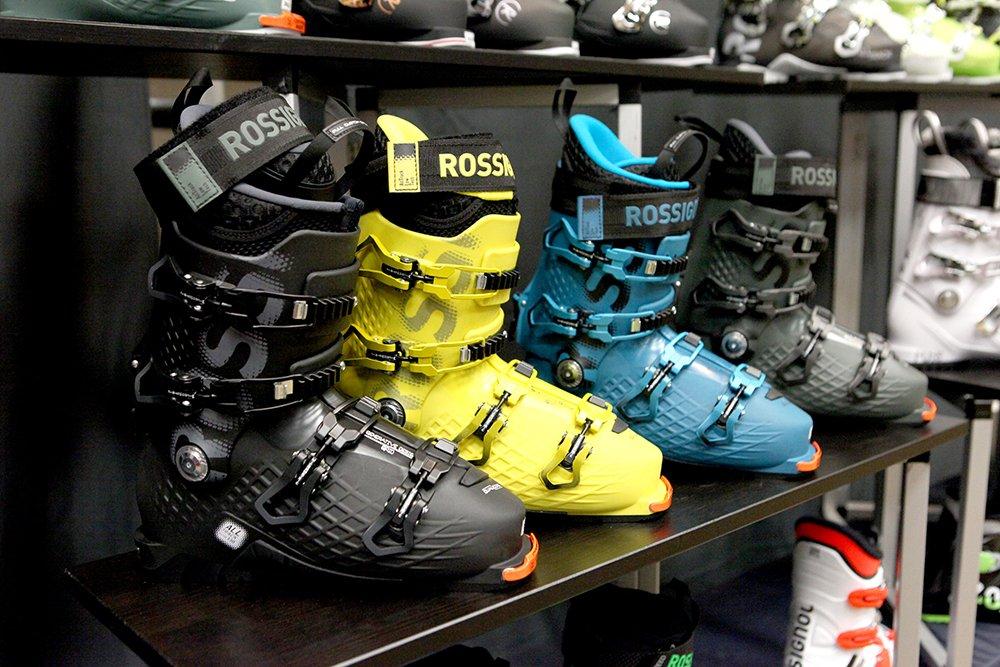 Rossignol AllTrack Ski Boots
