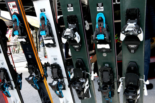 First Look: 2019 Skis, Boots & Bindings