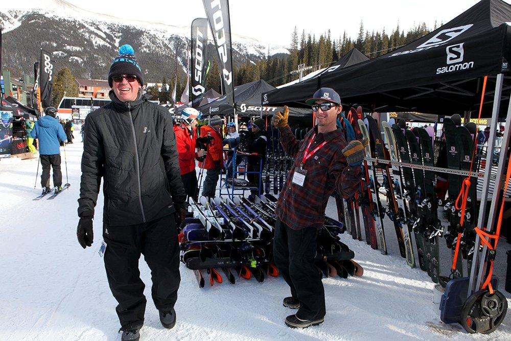 Snow Show SIA Demo Copper Mountain