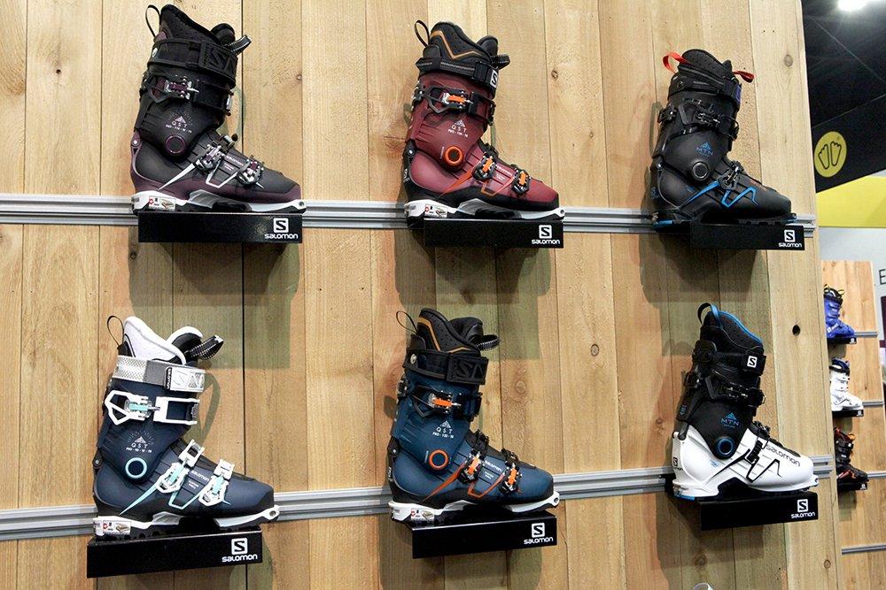 Salomon Ski Touring Boots