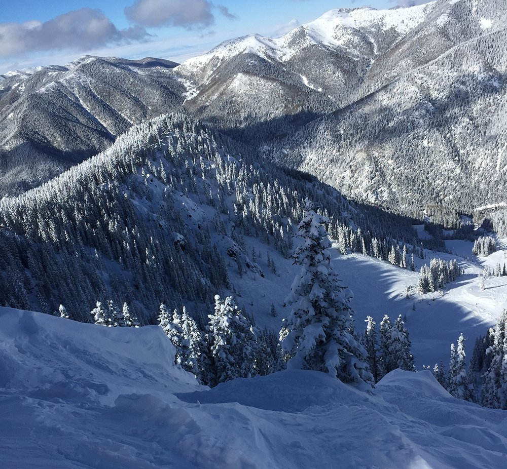The New Taos Ski Valley