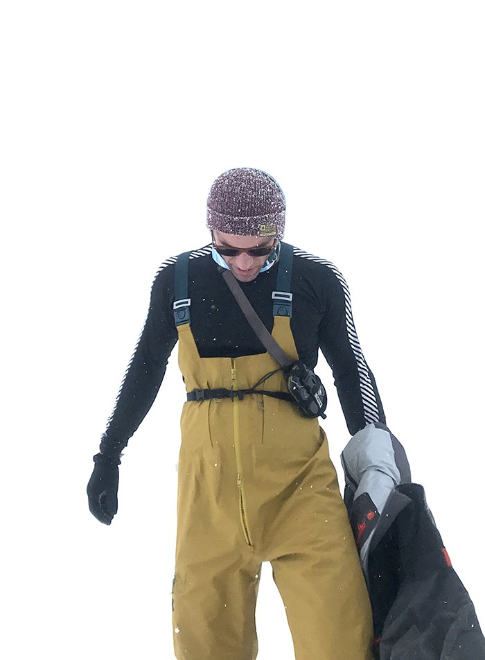 Mens Ski Bibs