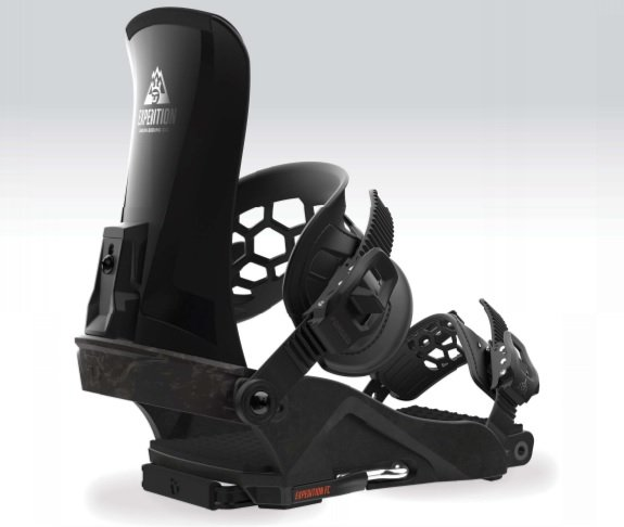 Union Expedition FC Carbon Spliboard Binding
