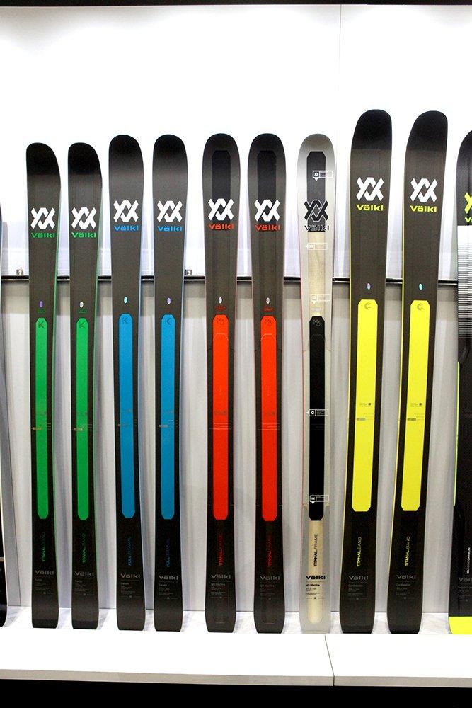 2019 Volkl M5 Skis