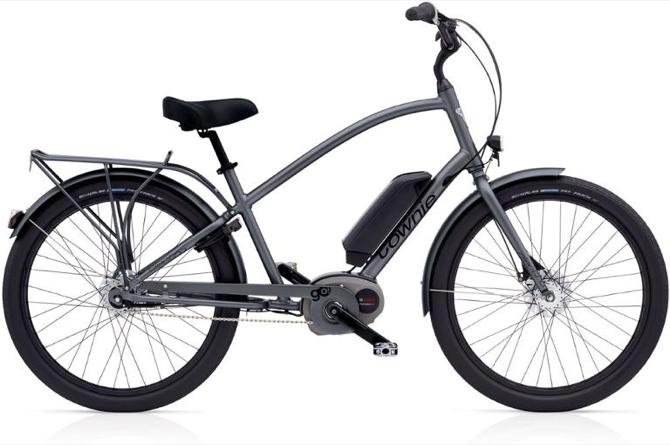 Electra Townie Go! electric bike