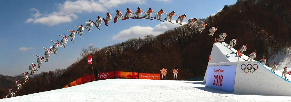 Jamie Anderson NY Times Photo Winter Olympics