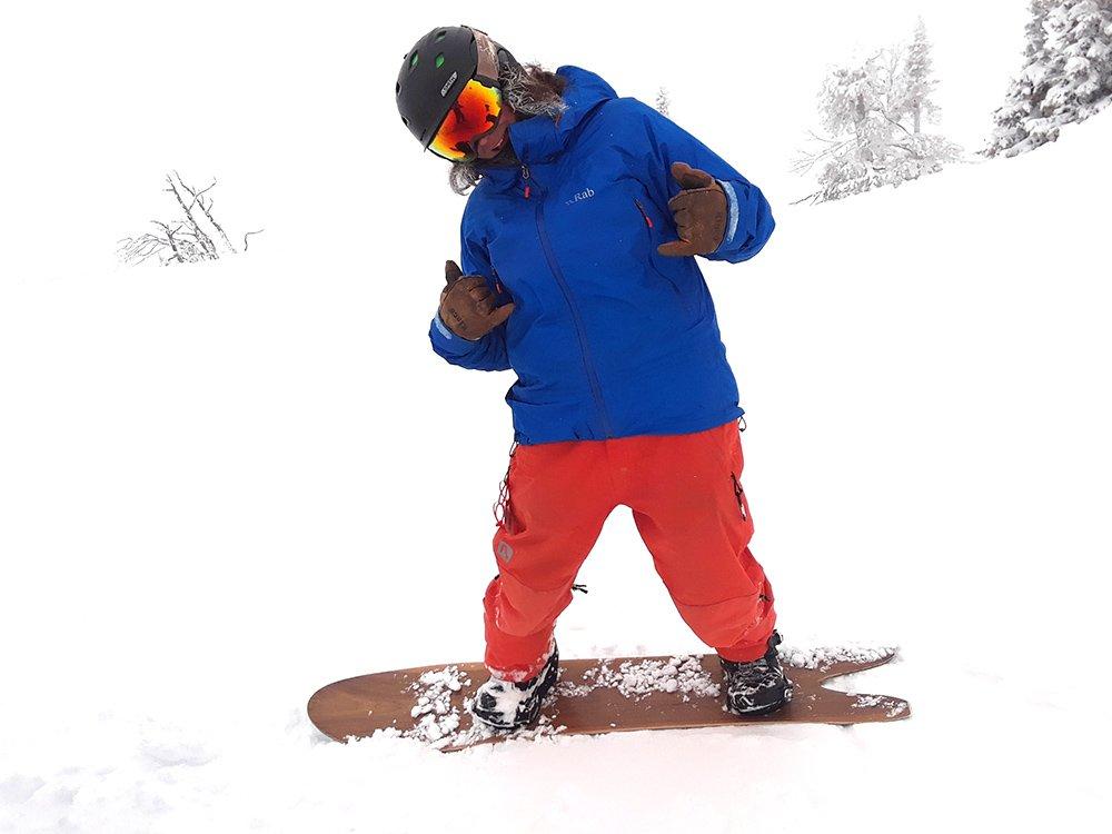 Igneous 147 Snowboard Size
